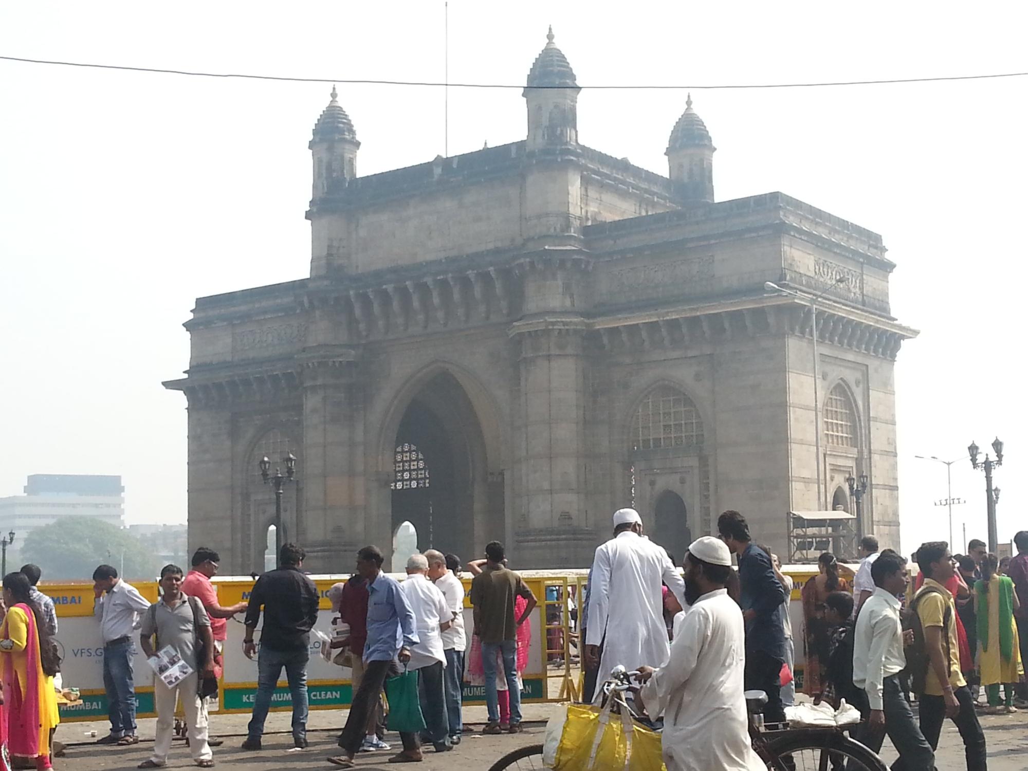 gateway to india, mumbai, bombay