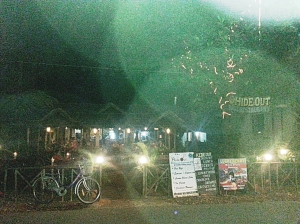 hide our restaurant and bar benaulim beach goa india