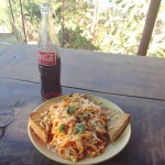 spaghetti italian food pasta
