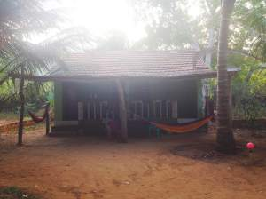 accomodation om beach gokarna karnataka india travel