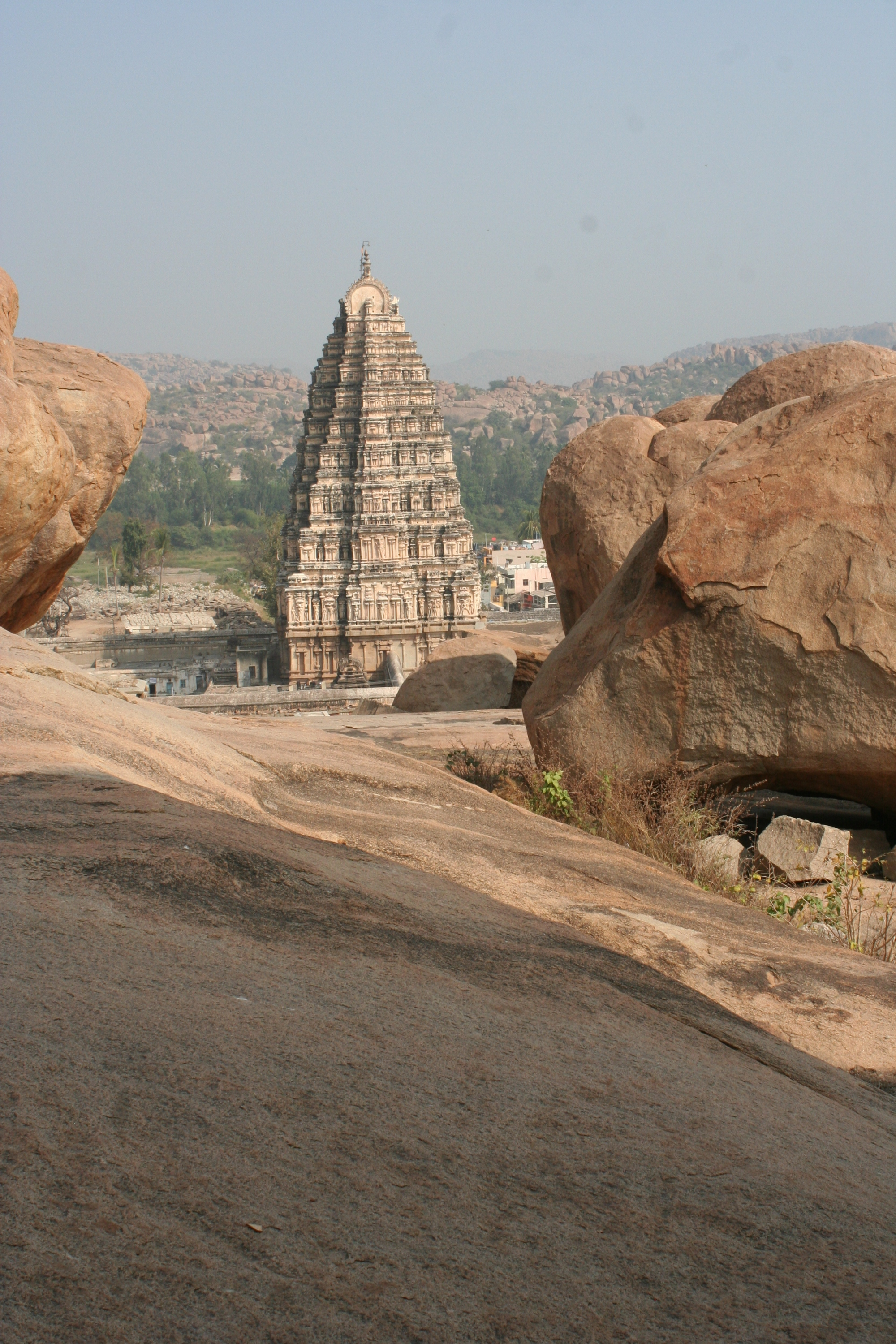 temple hampi karnataka india