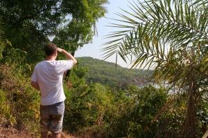 scenic view gokarna india travel photography
