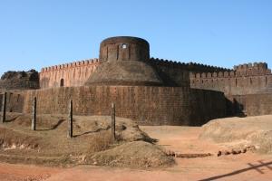 ancient fort karnataka india