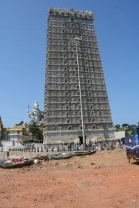 murudashwar shiva temple statue india