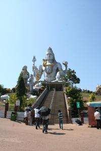 shiva statue murudeshwara india