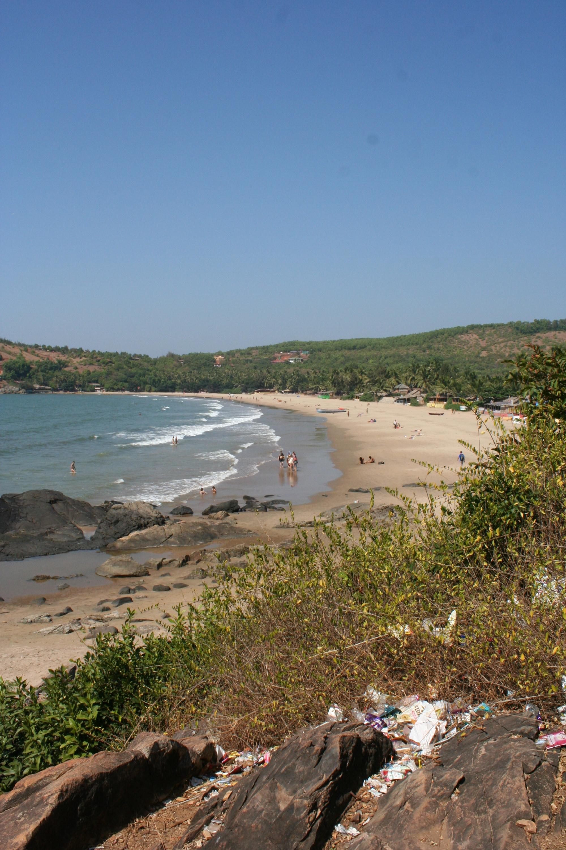 kudle beach gokarna karnataka india travel