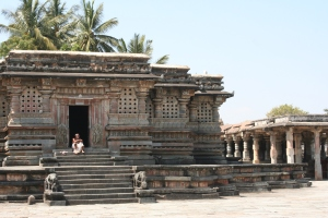 belur india karnataka india temple