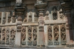 stone carving hindu temple belur karnataka india travel