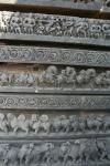stone carvings temple halebid karnataka india travel