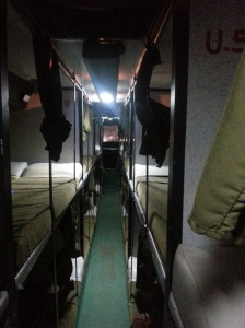 sleeper bus in india
