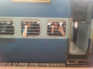 travel train india