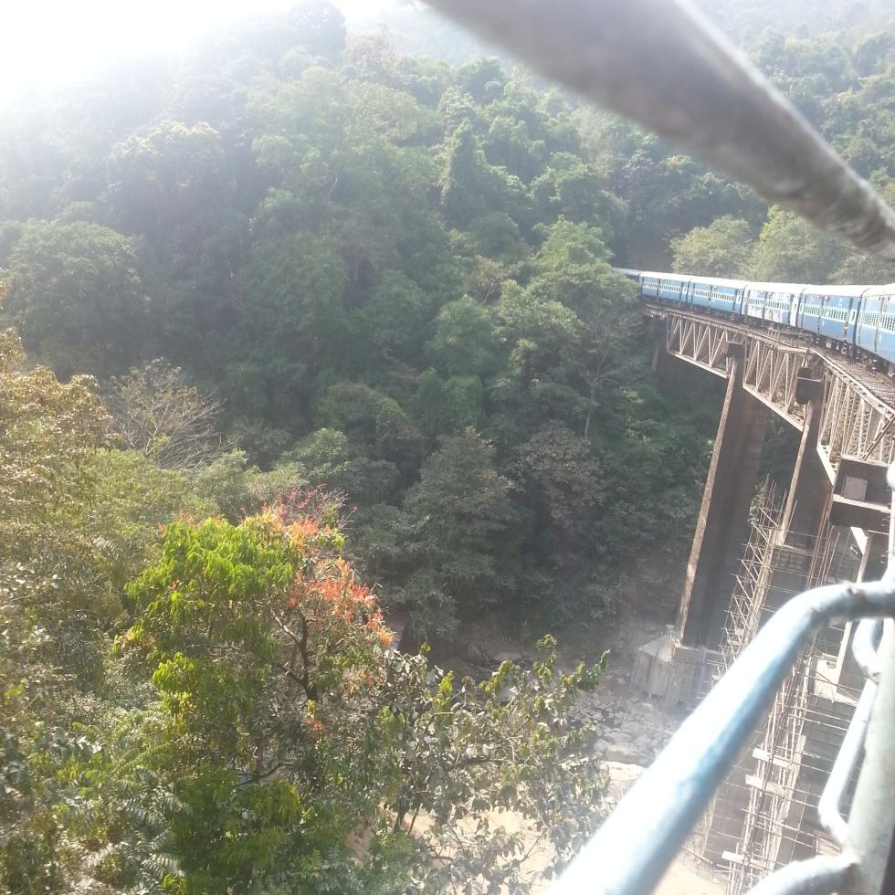 travl train india