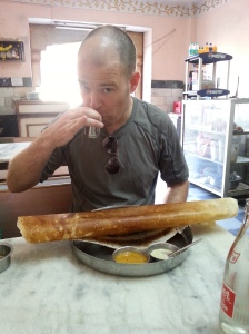 food dosa coffee mysore india travel