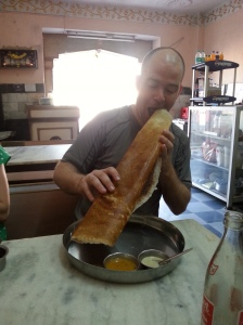 food dosa mysore india travel