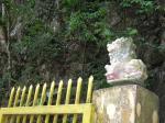 lion gate gua charas caves malaysia