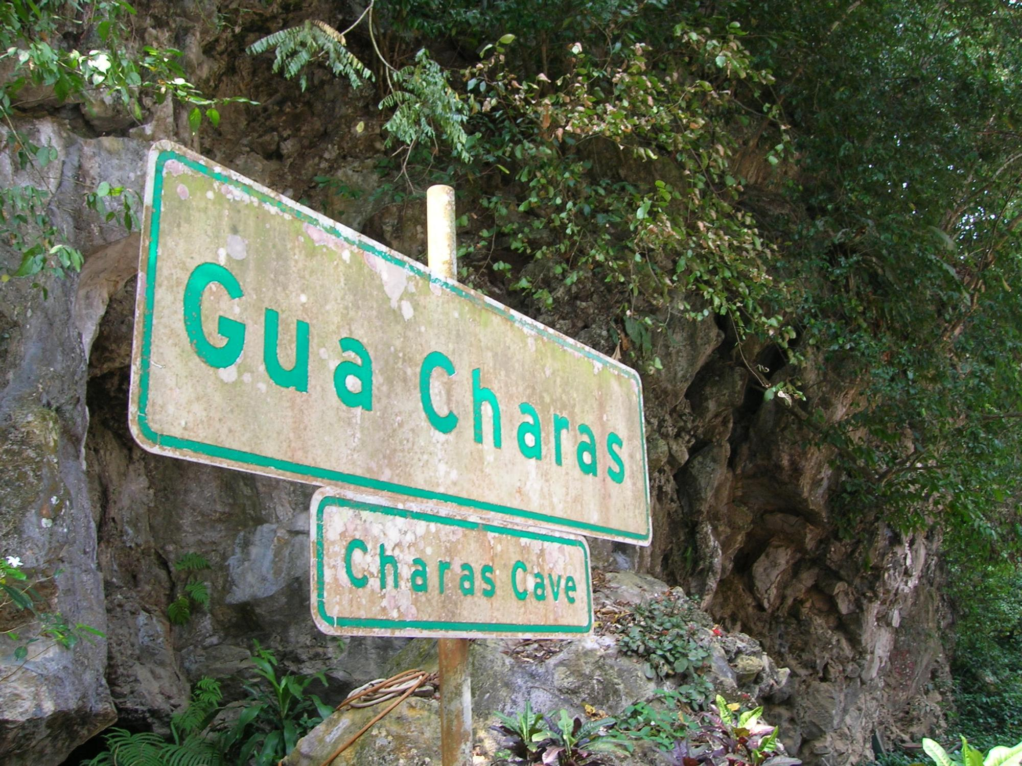 gua charas sign malaysia