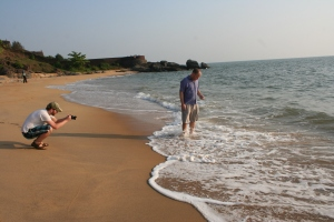 bekal beach kerala india