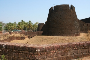 fort bekal kerala india