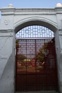 synagogue fort cochin koci kerala india