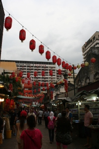 chinatown kuala lumpur malaysia