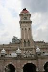 clock tower kuala lumpur malaysia