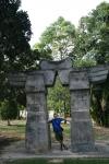 travel kuala lumpur malaysia park archway