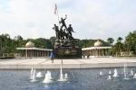 national monument war memorial kuala lumpur malaysia