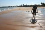 matt beach shadow cherating malaysia