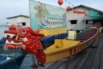 dragon boat jetty penang malaysia