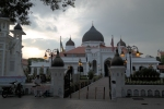 mosque penang malaysia
