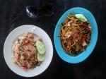mee nasi goreng food malaysia