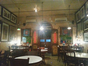 old china cafe restaurant chinatown kuala lumpur malaysia travel food