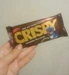 crispy chocolate bar