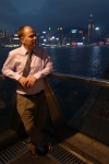 matt hong kong harbour