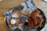 umami chicken waffles hole in the wall makati manila philippines