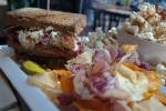 deli sandwich food