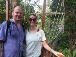 canopy walk taman negara rainforest malaysia
