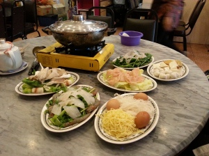 steamboat food cameron highlands malaysia