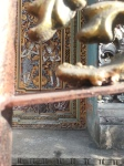 decorative door kuta bali indonesia travel