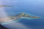 island travel plane photography