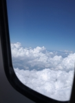 plane travel photography clouds