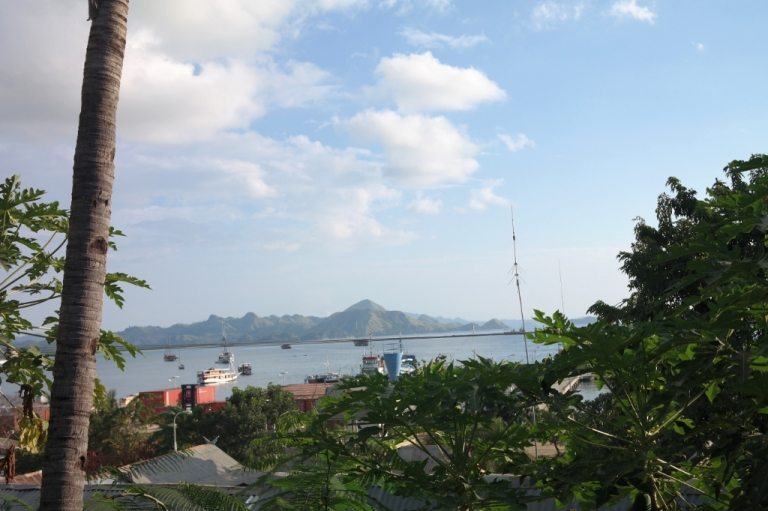 labuan bajo flores island indonesia view trave
