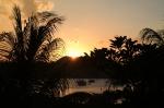 sunset labuan bajo indonesia travel