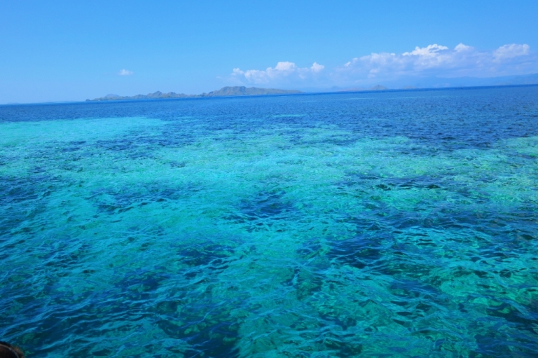turquoise water indonesia sea ocean travel