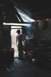 komodo island kitchen cooking indonesia