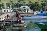 komodo village dock