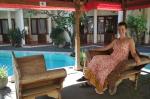 pool flora kuta hotel bali indonesia