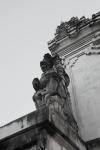 stone statue kuta bali indonesia travel pic