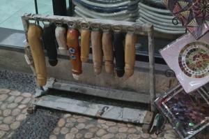 wooden penis bottle openers kuta