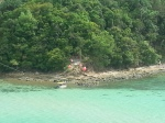 zipline foxflying gaya island sabah borneo malaysia